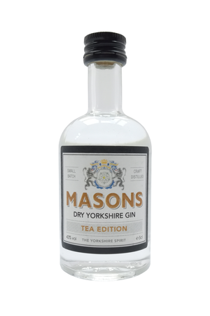 Masons Tea Edition miniature gin 5cl 42% Vol.