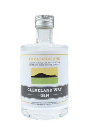 Cleveland Way The Lemon One miniature gin 5cl 40% Vol