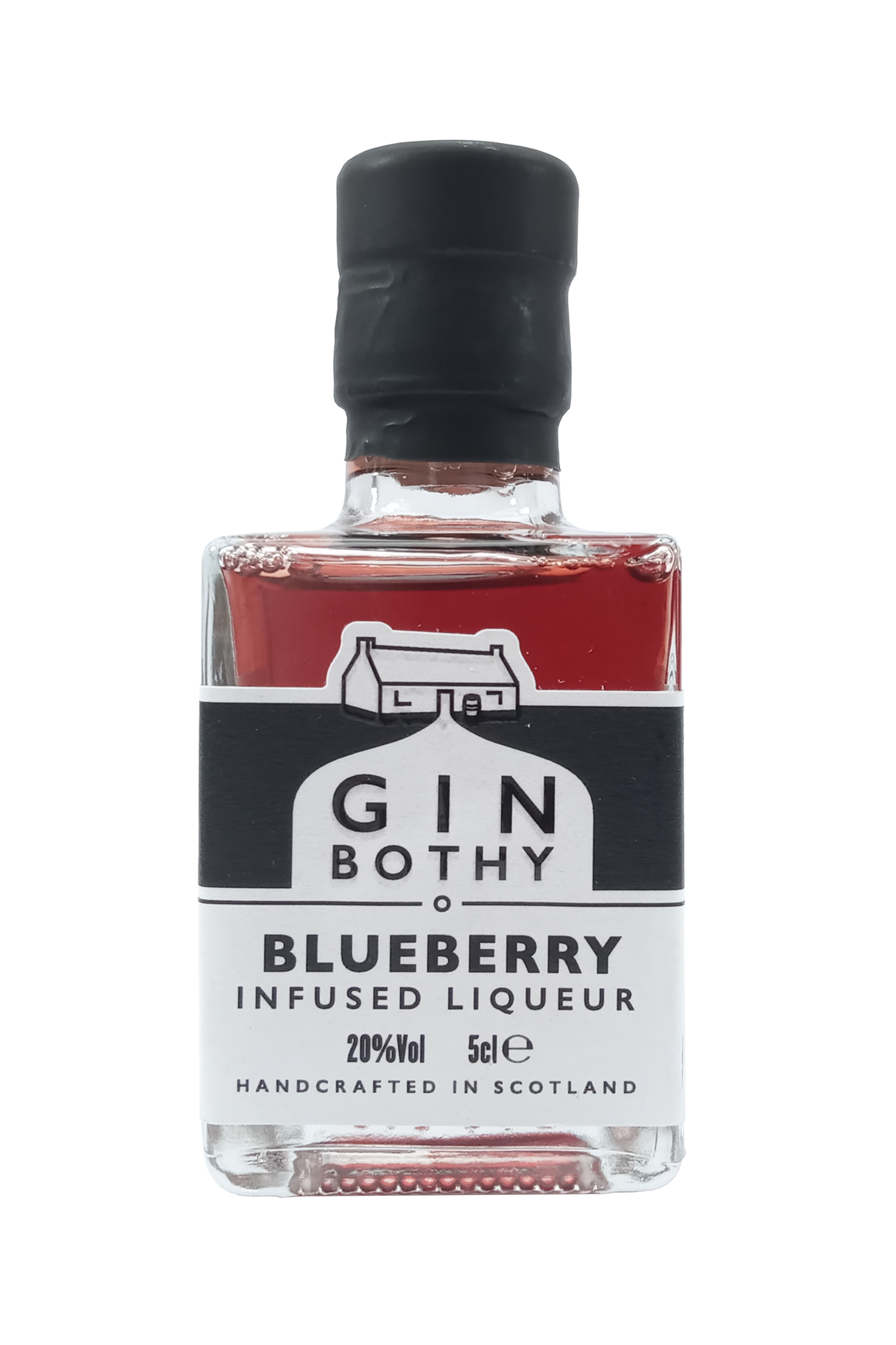 Gin Bothy Blueberry gin minature 5cl 20% abv