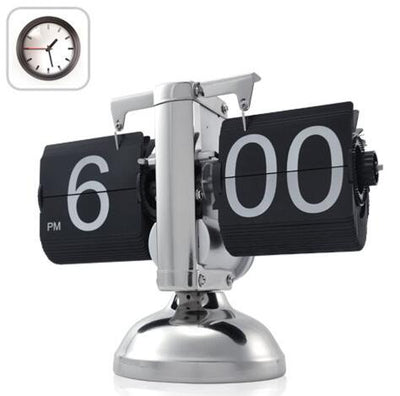 Retro Flip Desk Clock