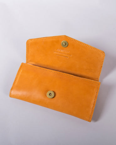 Muday Wallet - Cognac
