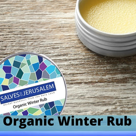 Organic Winter Rub - 57ml (2oz)