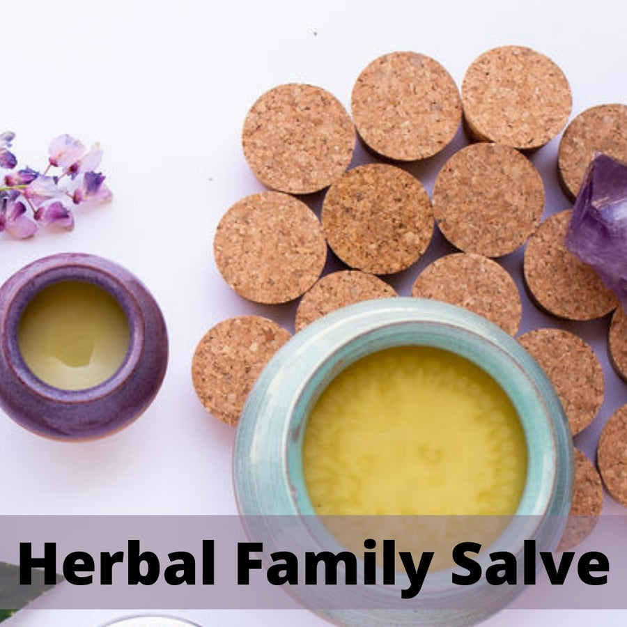 Herbal Family Salve - Salves of Jerusalem