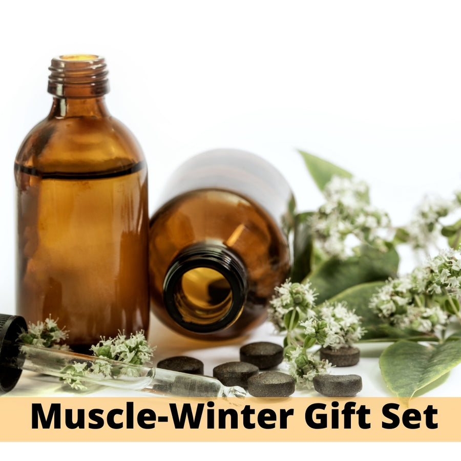 Muscle-Winter Gift Set - Salves of Jerusalem