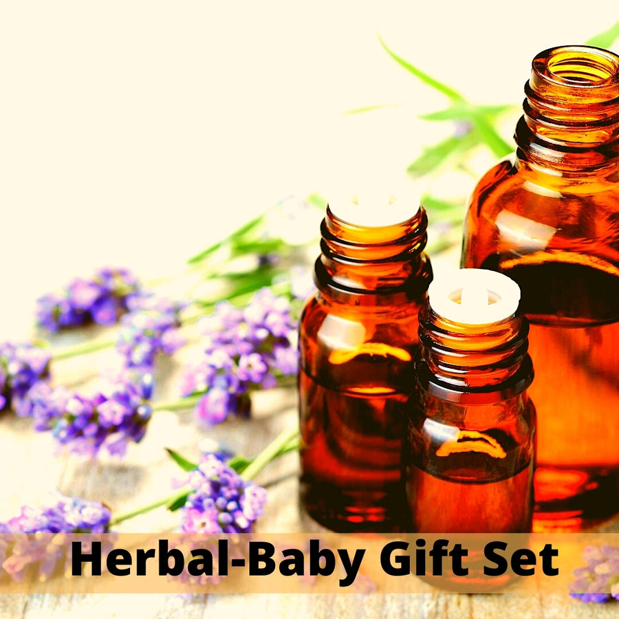 Herbal-Baby Gift Set - Salves of Jerusalem