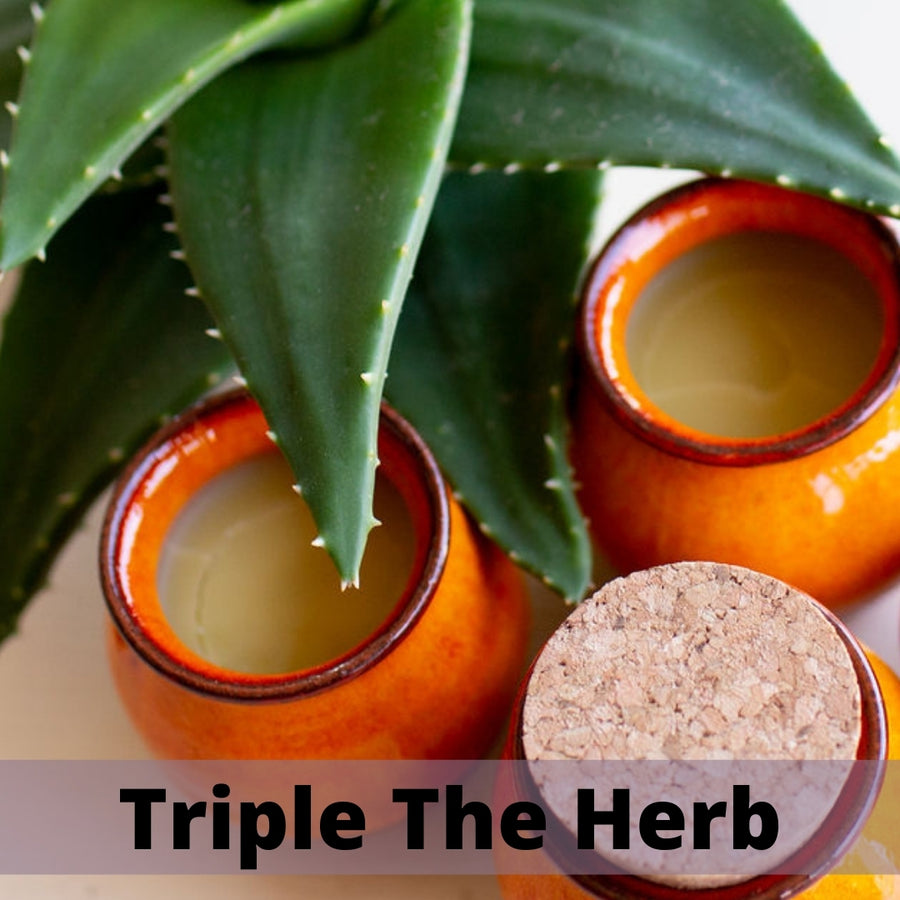 Triple The Herb! - Salves of Jerusalem