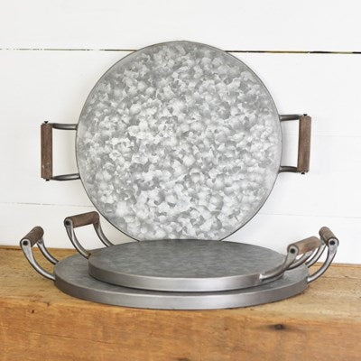 Industrial Serving Tray