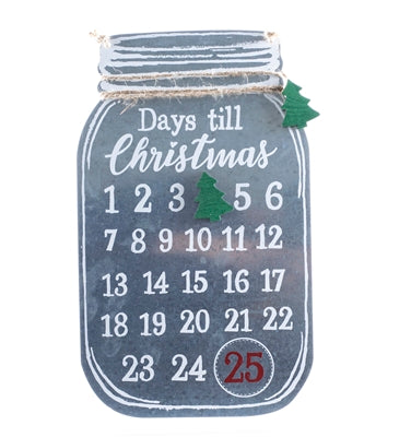 Metal Magnet Countdown