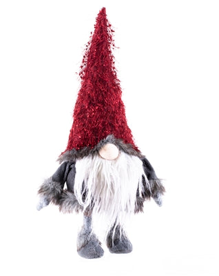 Fuzzy Hat Gnome