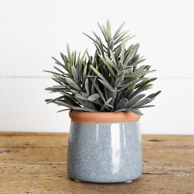 Faux Plant in Pot