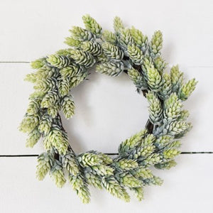 Hop Wreath or Candle Ring