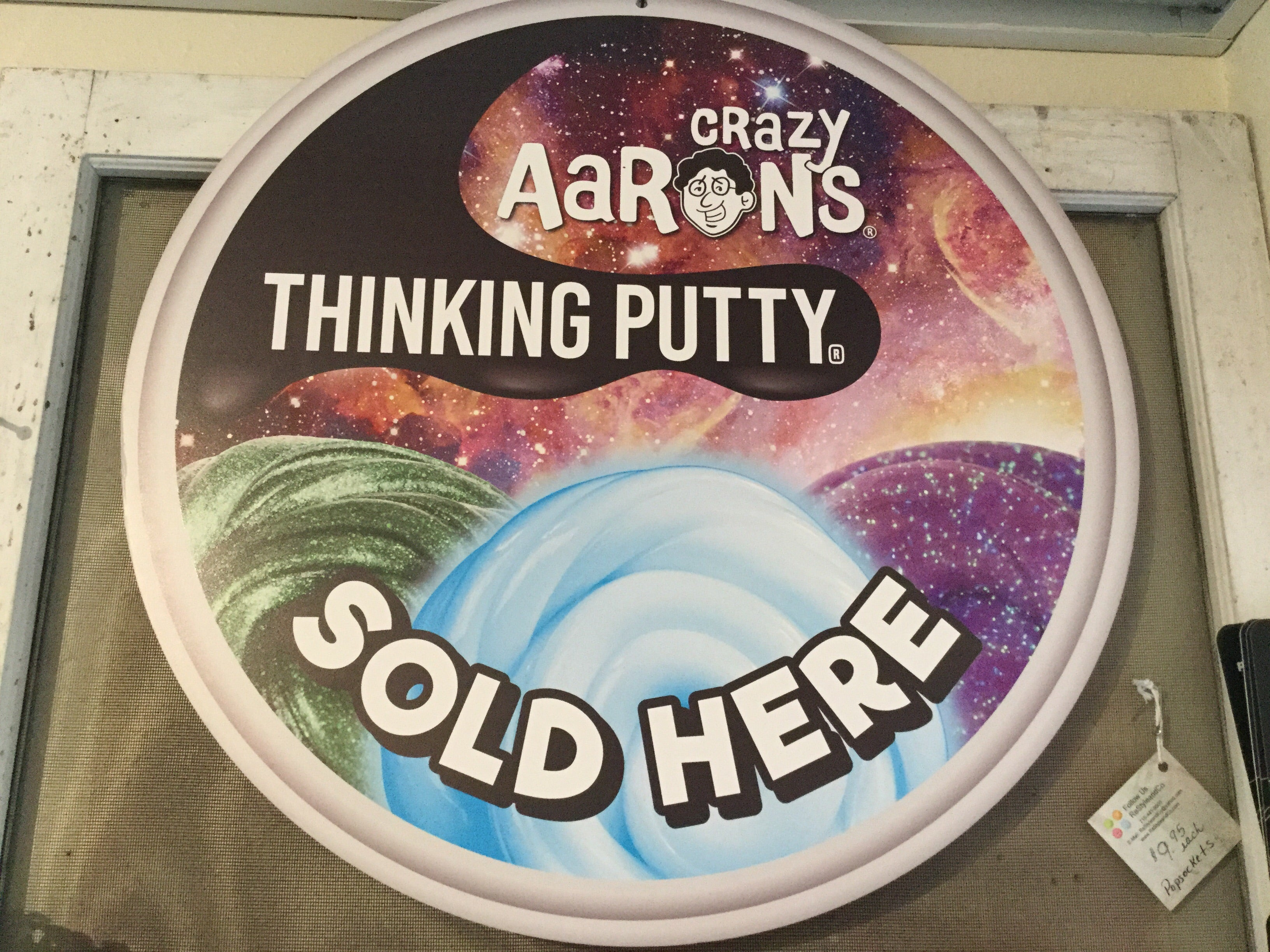 Aaron's Putty