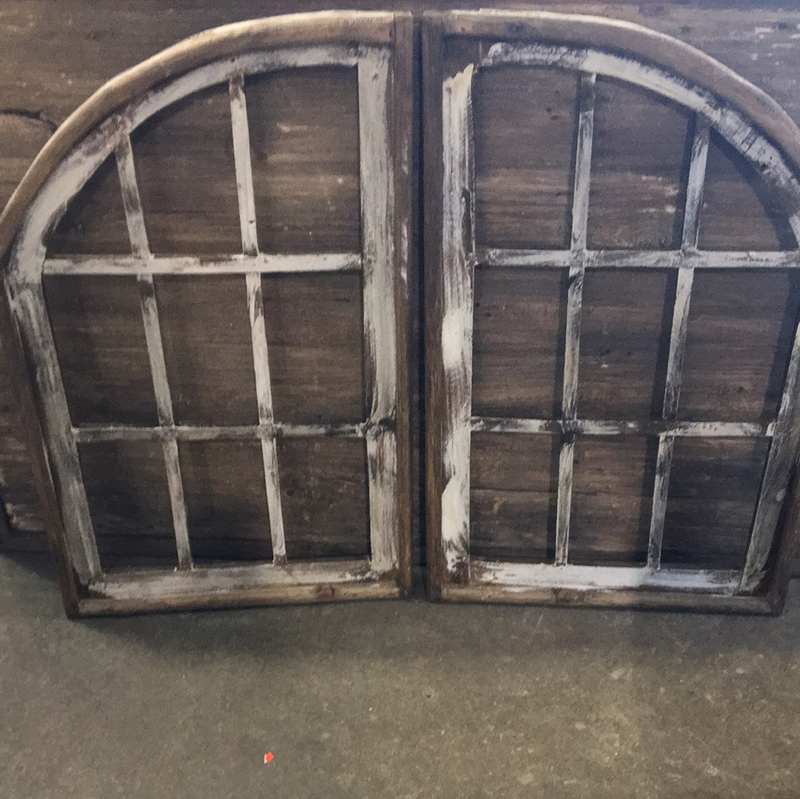Set of Wood Windows