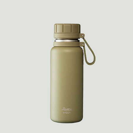 日本RIVERS 真空保溫瓶 VACUUM FLASK STOUT 500ml