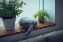 Qoobo - Therapeutic robot pillow with a tail
