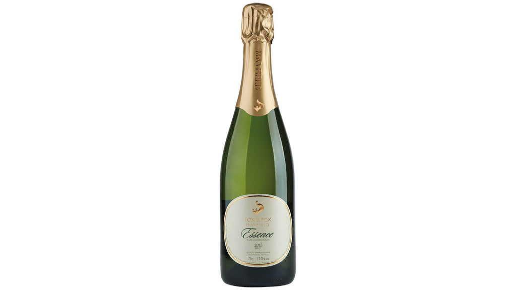 Two rare but brilliant English sparkling wines from Fox & Fox