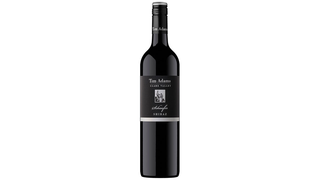 An opinionated shiraz from the Clare Valley