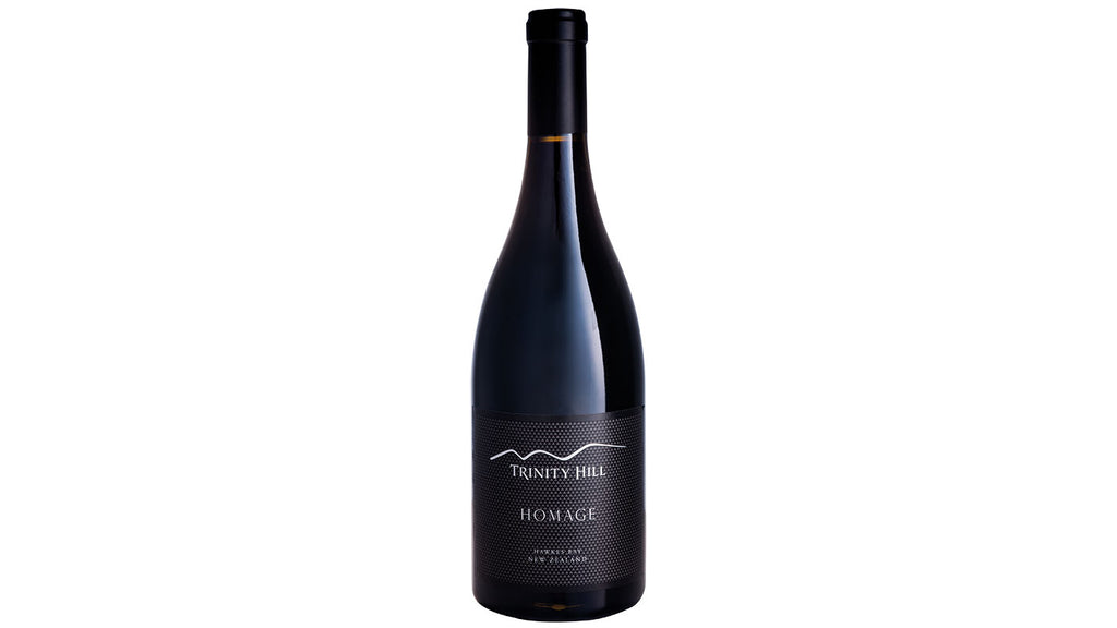 A bafflingly sublime syrah from New Zealand