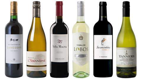 Tanners Wines - Mixed Case March 2021