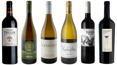 Tanners Wines - Mixed Case October 2020