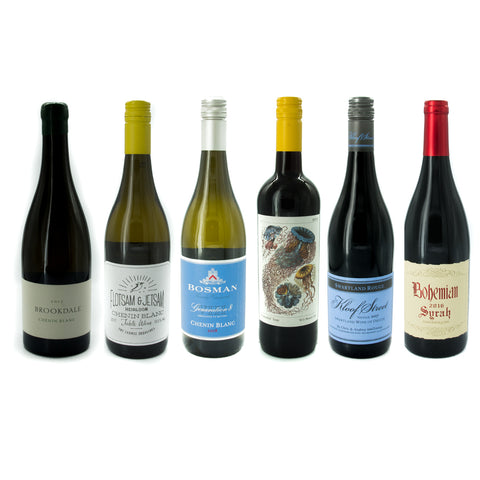 Handford Wines Mixed Red and White Case - 12 bottles