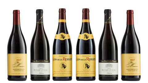 Domaine Direct Mixed Red Case