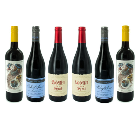 Handford Wines Mixed Red Case - 12 bottles