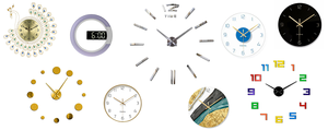 TOP 5 des Types d'Horloges
