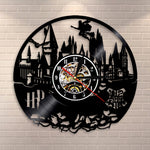 Horloge Vinyle<br> Harry Potter - Horloge Tendance