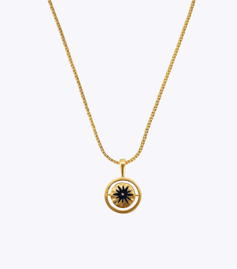 Shine Infinito Swivel Necklace