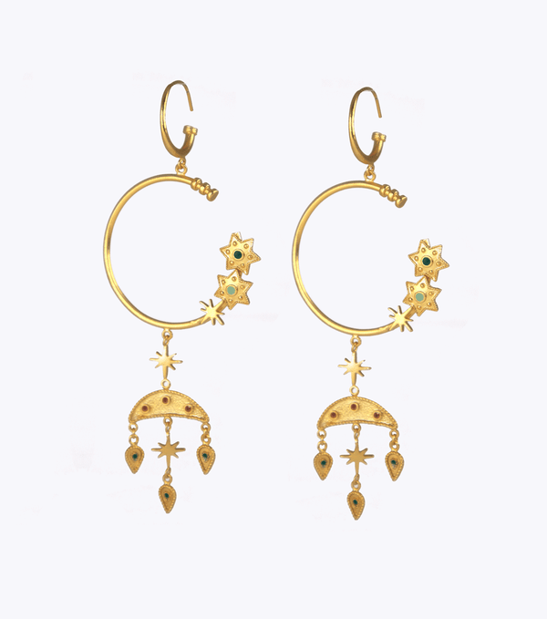 Morroco Earrings