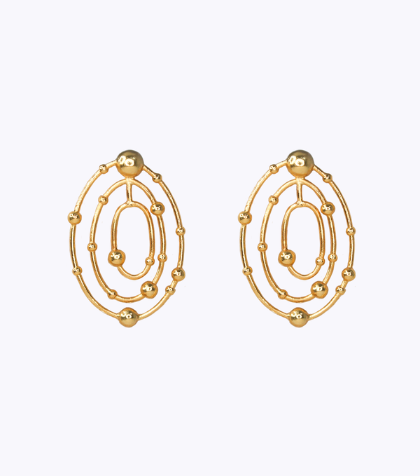 Nueve Mundos Earrings