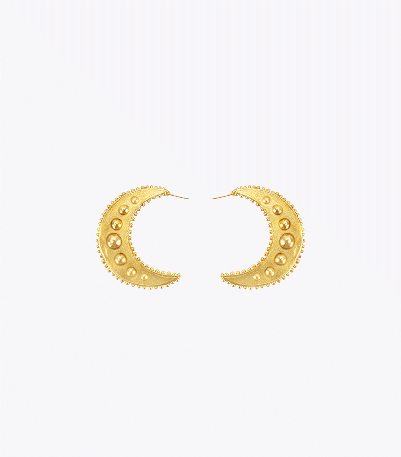 Moonlight Medium Earrings