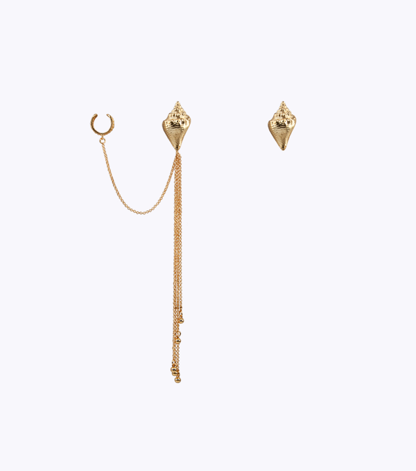 Mar Chain Earrings