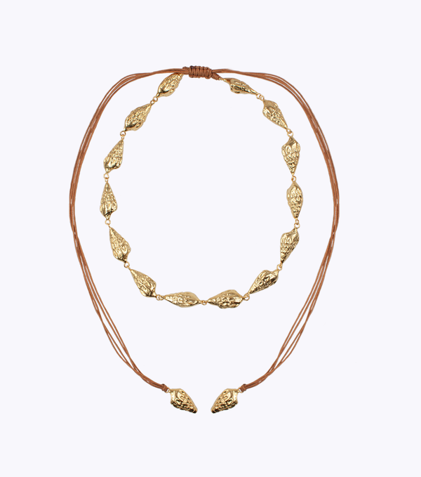 Concha Necklace