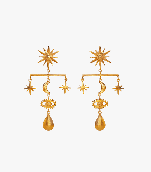 Aegis Earrings