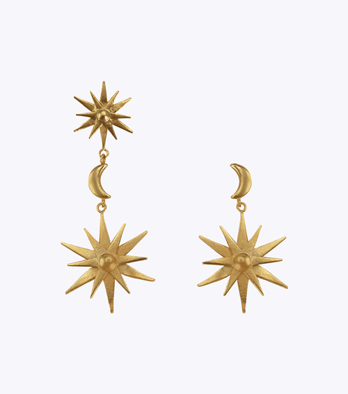 Divine Light Earrings