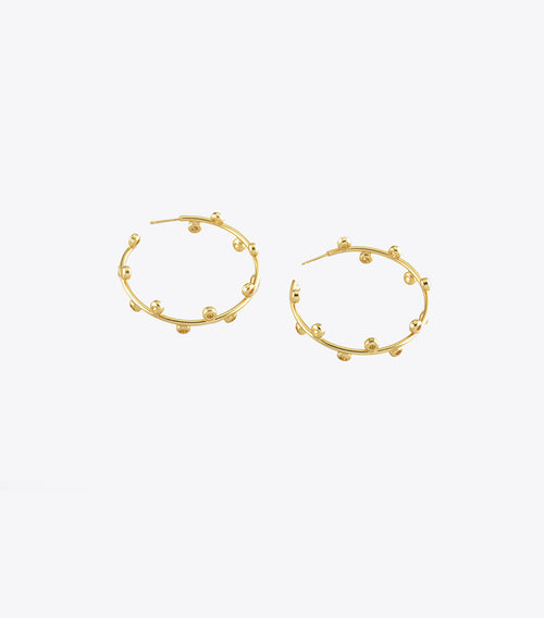 Splendor Medium Hoops