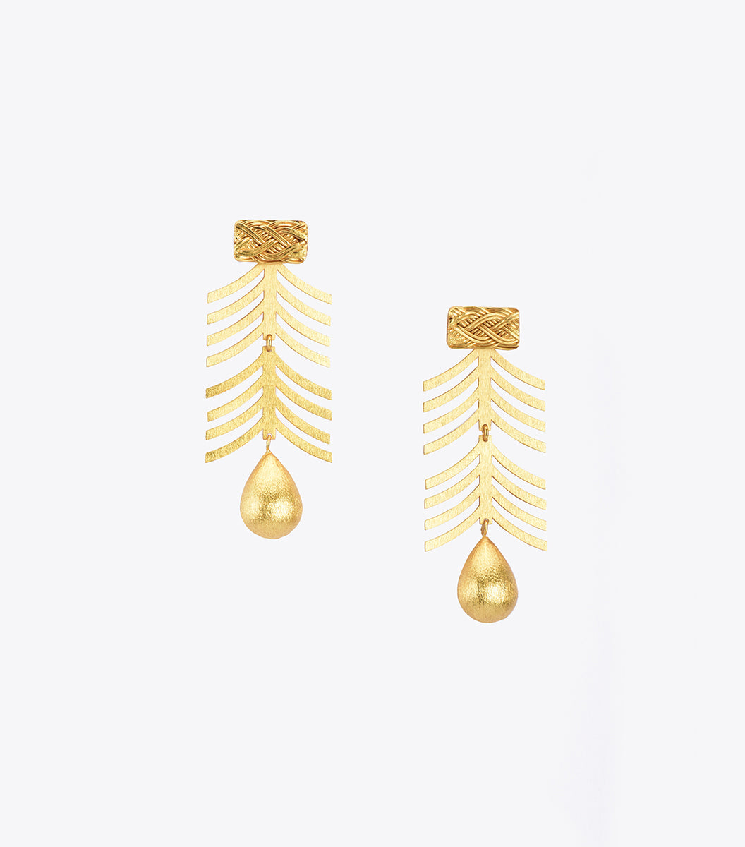 Laima Medium Earrings