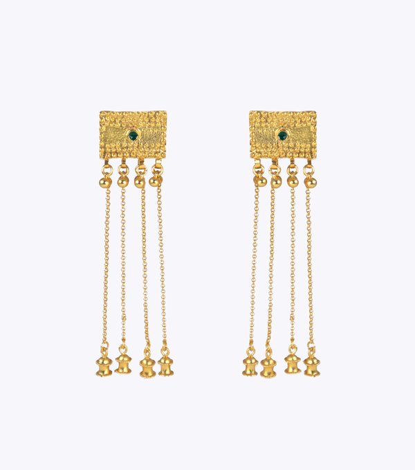 Qumran Earrings