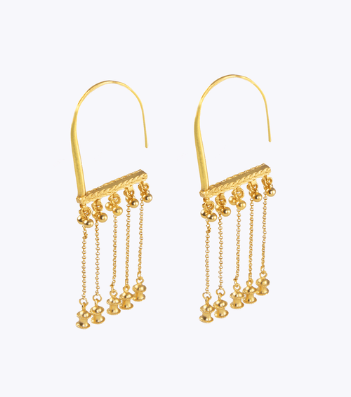 Muzziena Earrings