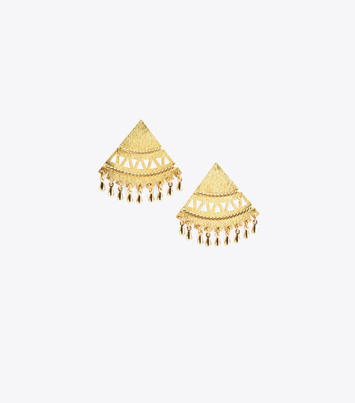 Abanico Mini Earrings