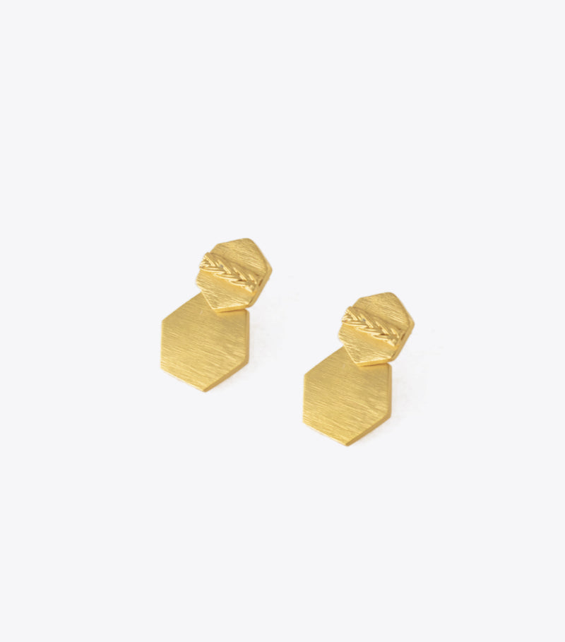 Element Double Earrings