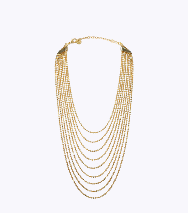 Nueve Mundos Necklace