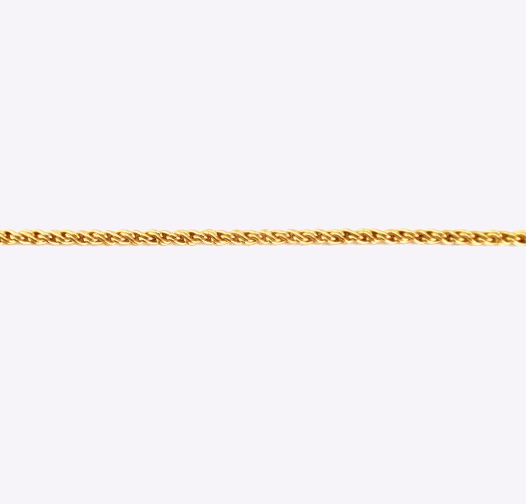 Shine Infinito Chain Necklace