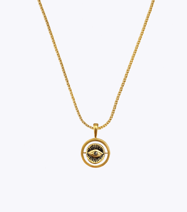 Vision Infinito Swivel Necklace