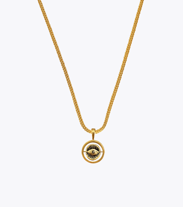 Vision Snake Swivel Necklace