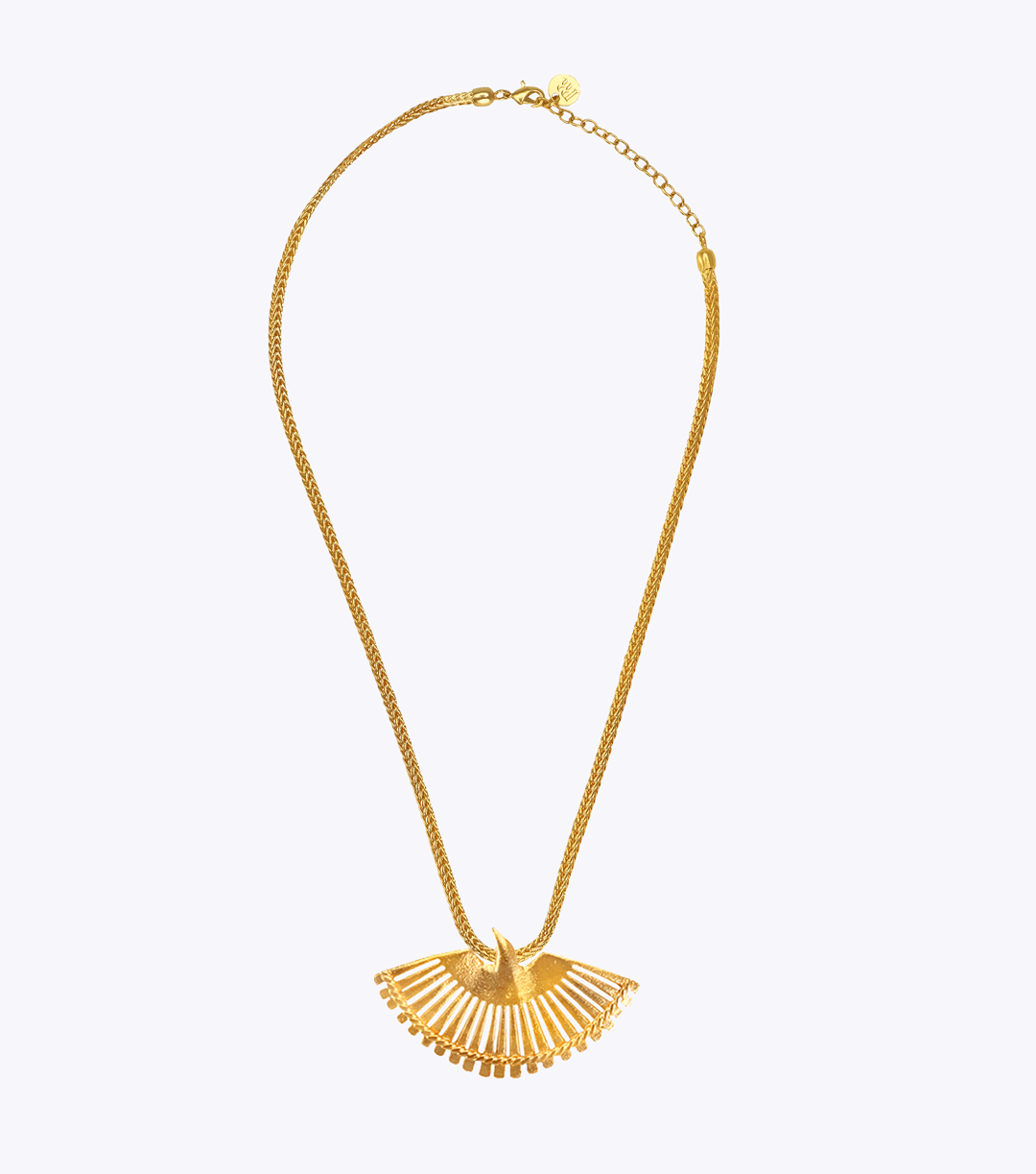 Fenix Snake Large Chain Necklace