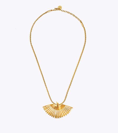 Fenix Infinito Long Chain Necklace