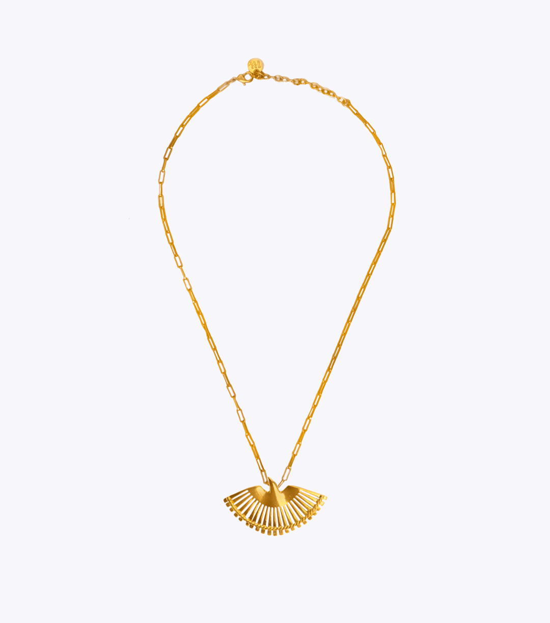Fenix Oblong Chain Necklace